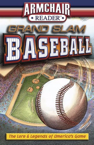 Grand Slam Baseball, The Lore and Legend of America's Game - Rock N Sports