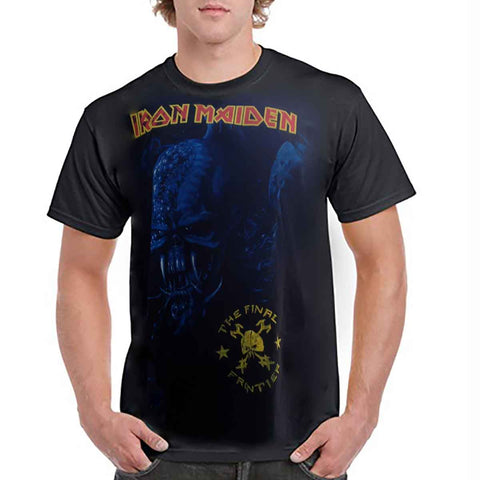 IRON MAIDEN T-Shirt, The Final Frontier