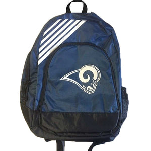 Los Angeles Rams Border Striped Backpack