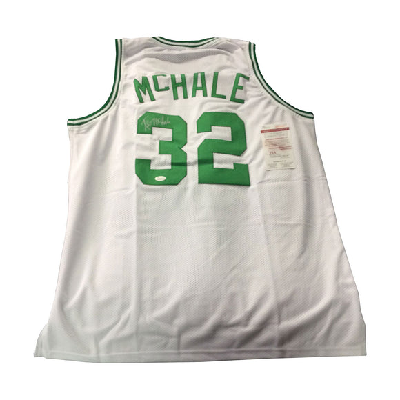 Kevin McHale Autographed Jersey