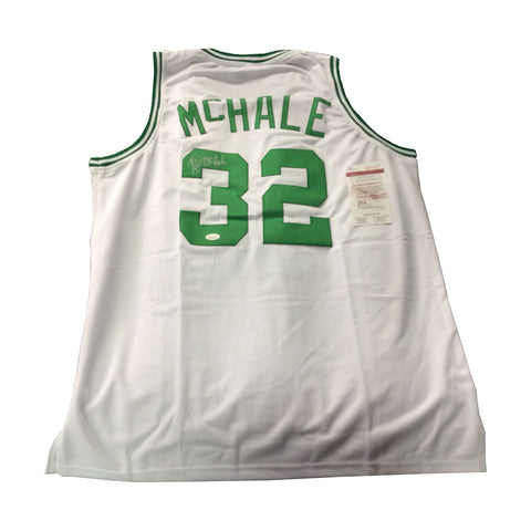 new products 8119b 5bf32 Kevin McHale Autographed Jersey