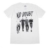 No Doubt Rooftop White T-Shirt
