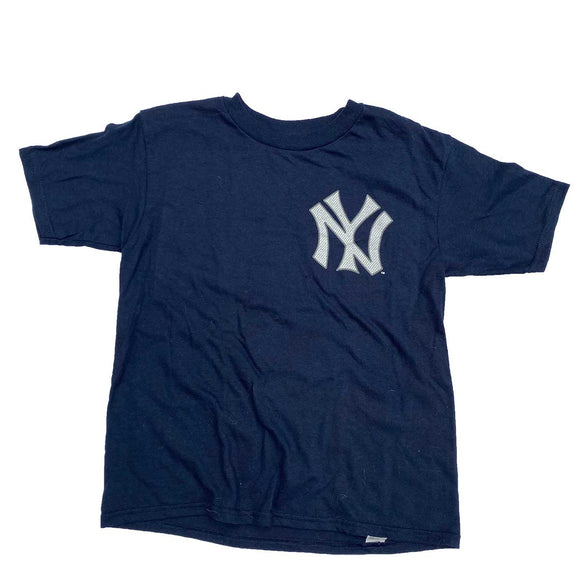 Boys New York Yankees Babe Ruth T-Shirt