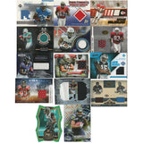 14 Card Lot - NFL jersey Football Cards Sports Collectible Gifts