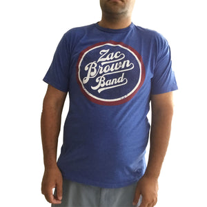 Zac Brown Band 2014 Tour T-Shirt
