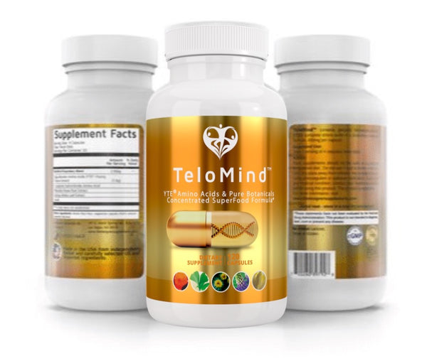 "New Distributors For Important YTE® Supplement ""TeloMind"""