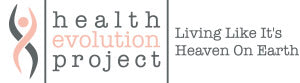 Health Evolution Project Logo