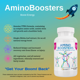 Strictly Limited Quantity of AminoBoosters for Energy & Immunity