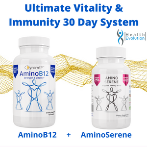 Ultimate Vitality & Immunity 30 Day System