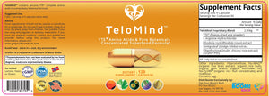 Free Telomere Test w/ TeloMind YTE Supplement: look and feel younger, have more energy, stress management, reduce anxiety, immune support, clinical Norwegian Young Tissue