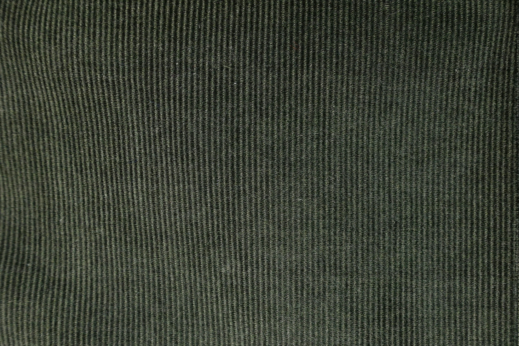 Forest Green Corduroy Shirt