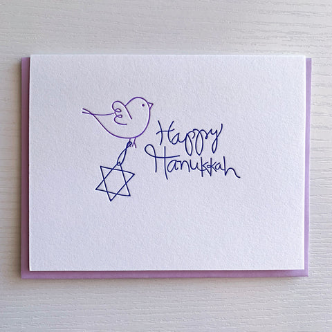 Happy Hanukkah - Hanukkah  Cards
