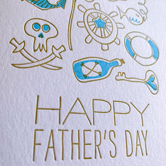 Nautical Father's Day Card