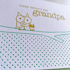 Father's Day Card for Grandpa