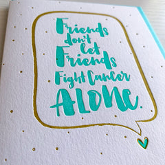 Cancer Support Empathy Card