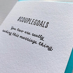Anniversary Card For Couple Goals