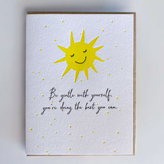 Friendship Card, Encouragement Card
