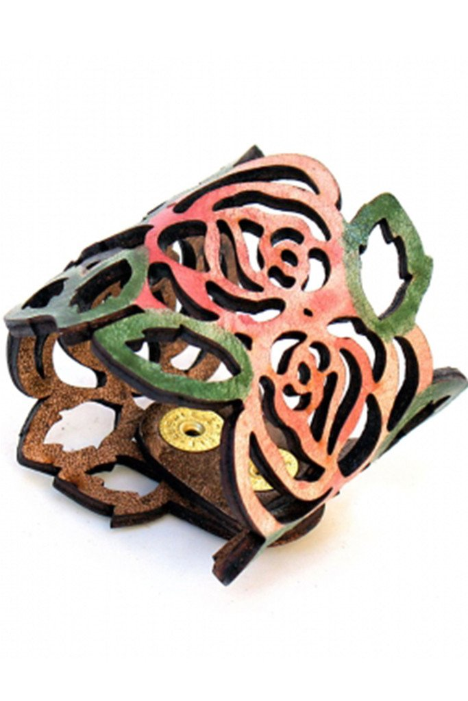 3 ROSE BUCKLE