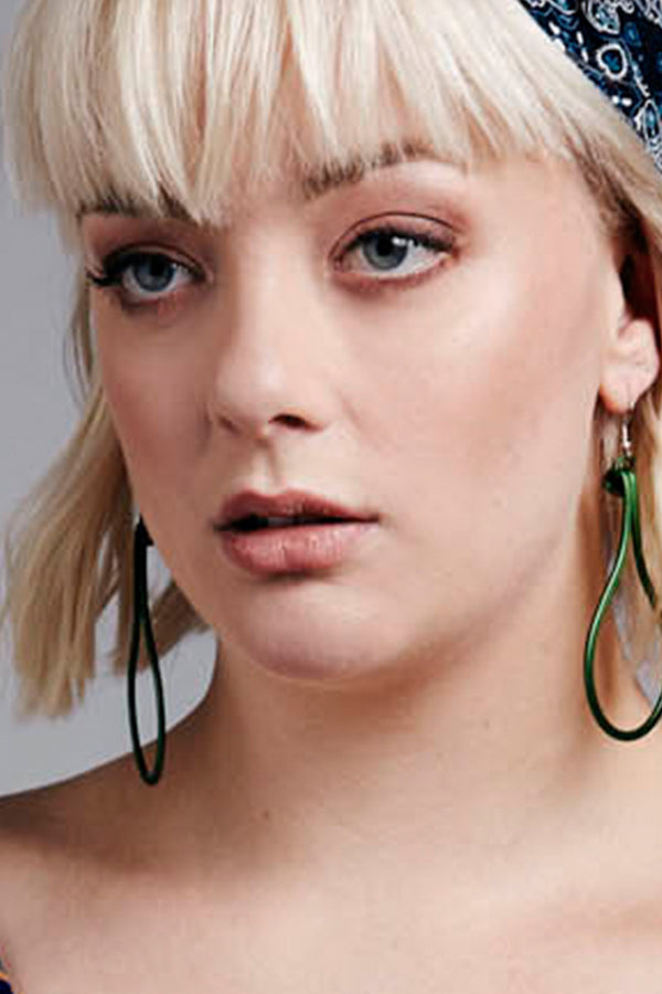 MONICA THICK DROP EARRINGS