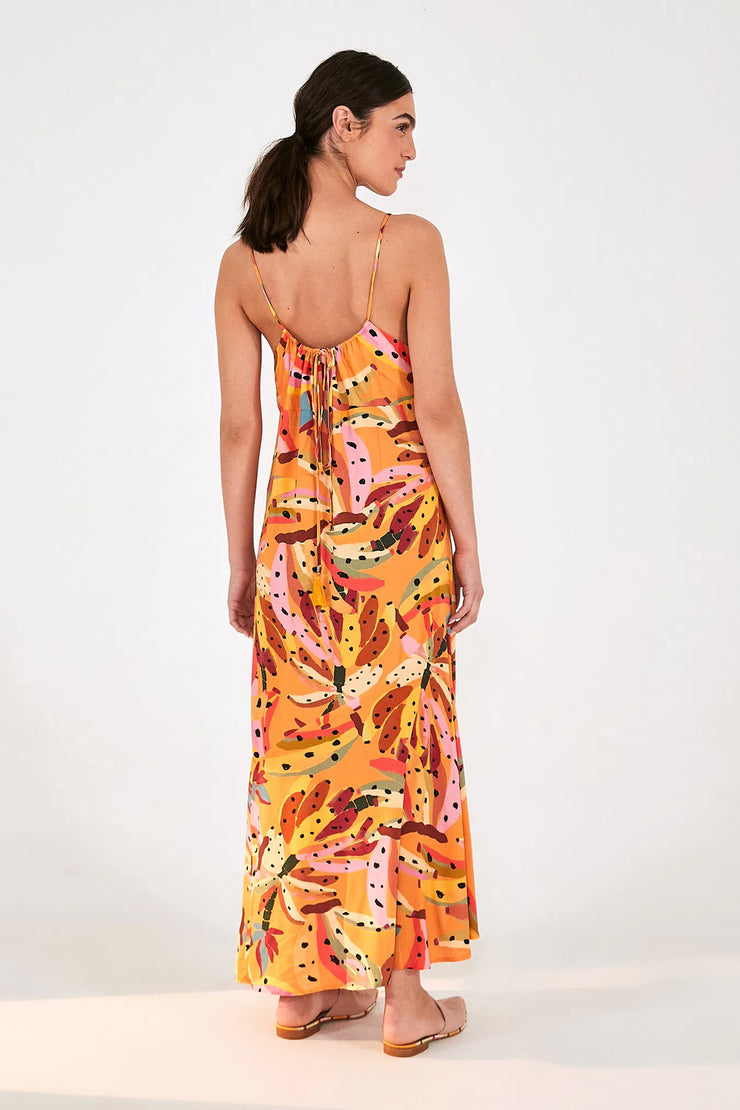 Cropped Recorte Bananissima Dress