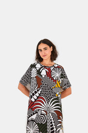 Beleza Graphic Tee Dress