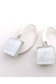 VIKO MINI SQUARE EARRINGS