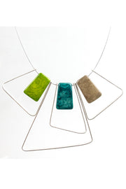 Marcia Tri Necklace