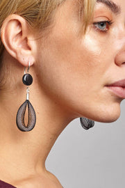 MINTAKA MESH EARRINGS