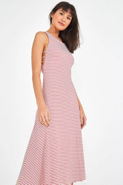Festa de Flor Ribbed Dress
