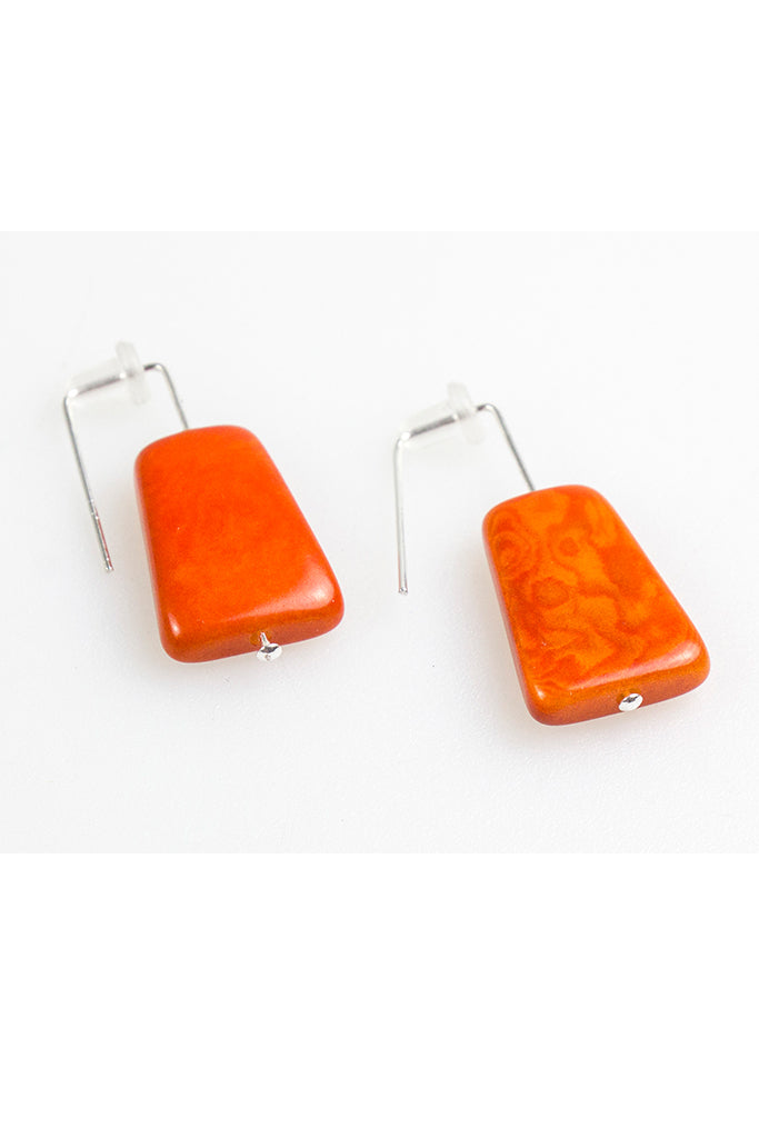 Marcia Short Hook Earrings