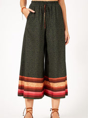 PAINTED ONCA YARA PANTS