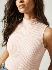 LUCIA HIGH NECK KNIT