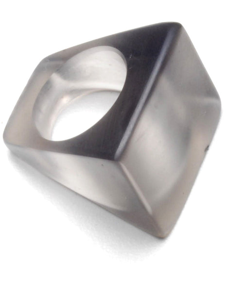 CUBE RESIN RING