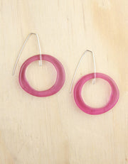 DOTS RESIN EARRINGS