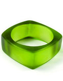 THICK SQUARE BANGLE