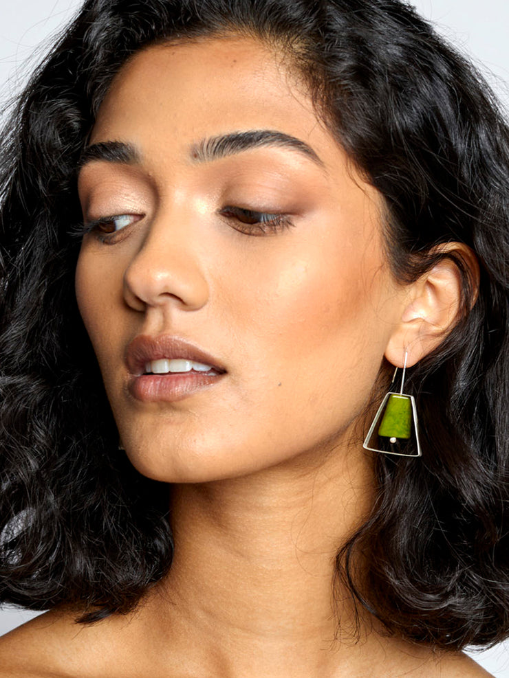 Marcia Tri  Earrings