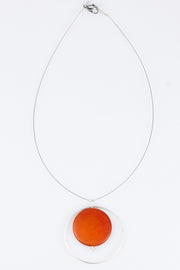 Marcia Hoop  Necklace - large