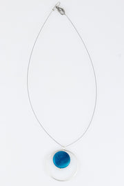 Marcia Hoop  Necklace - small