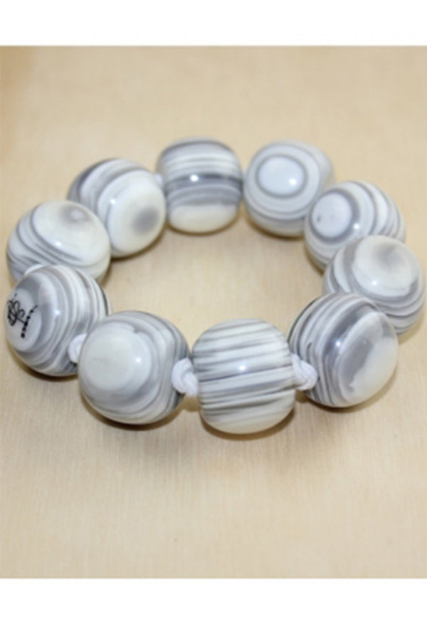 LICORICE BALL BRACELET