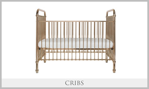 Curate Nest, Custom Design Baby Nursery Rooms, Furniture, Cribs