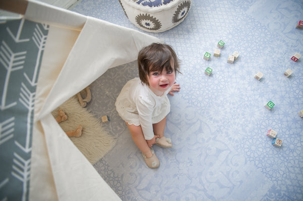 Little Nomad Mist Play Mat