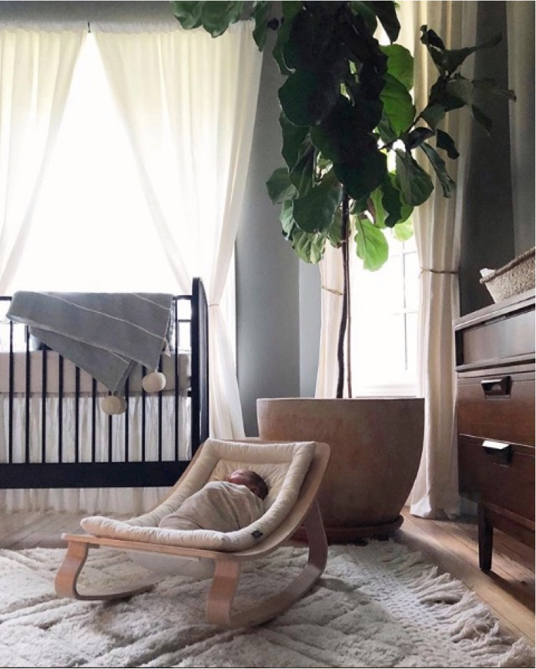 joanna gaines nursery for baby son crew