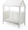 Stokke Home Crib with Crib Roof
