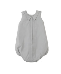 Hush Little Baby Pleats Sleepsack - Soft Grey
