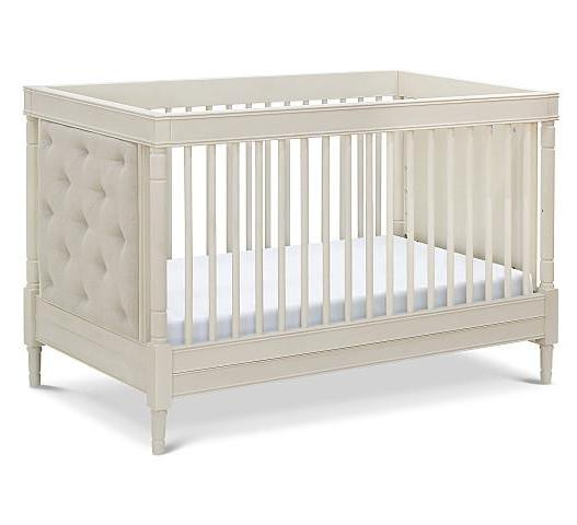 Curated Nest: Nurseries and Design - Everly 4-in-1 Convertible Crib with Toddler Bed Conversion Kit - Crib