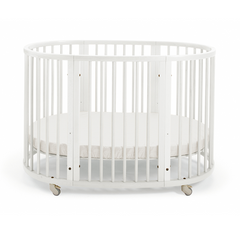 Sleepi Oval Crib (multiple finishes)