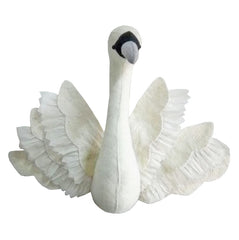 Fiona Walker Swan with Wings Wall Decor