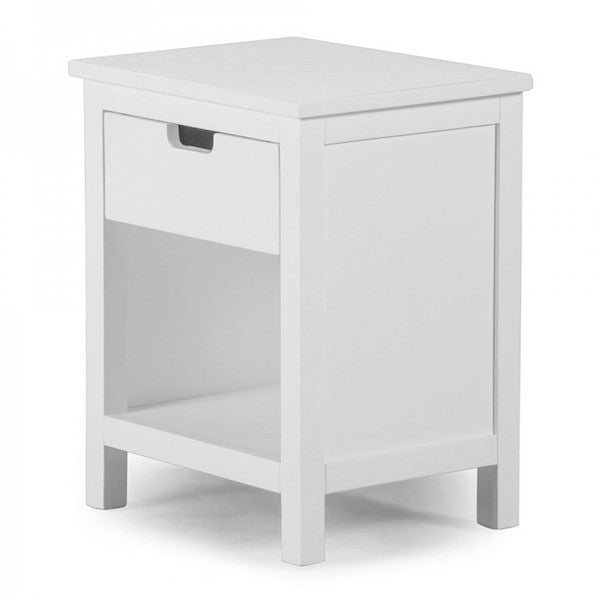 Nesto Side Table - White or Grey