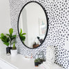 Curated Nest: Nurseries and Design - Aspyn Wallpaper - wallpaper