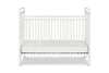 Curated Nest: Nurseries and Design - Abigail 3-in-1 Convertible Iron Crib - Crib